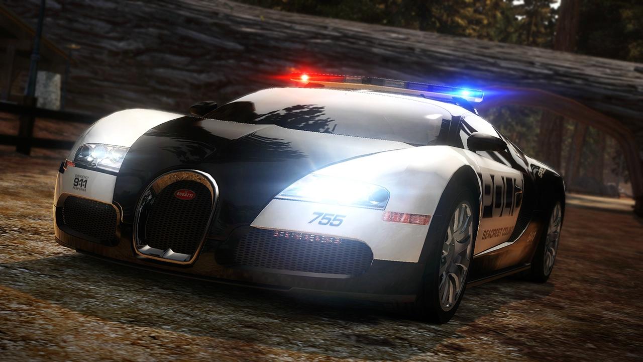 極品飛車14 邁凱輪F1獨戰兩名牌警車