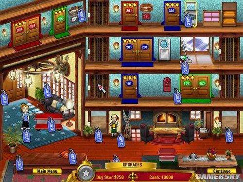 美女酒店 美女酒店小游戏