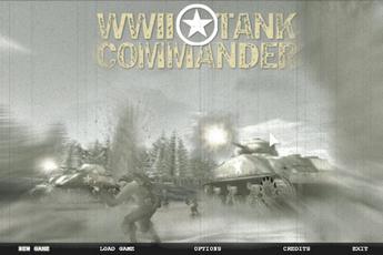 二战坦克指挥官图片
