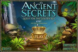 远古秘密之探索金钥匙图片