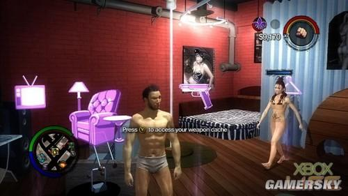v性感性感圣徒黑道2视频热攻略舞短图片