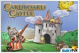硬纸板城堡图片