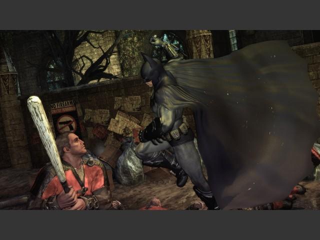 蝙蝠侠:阿甘之城图片