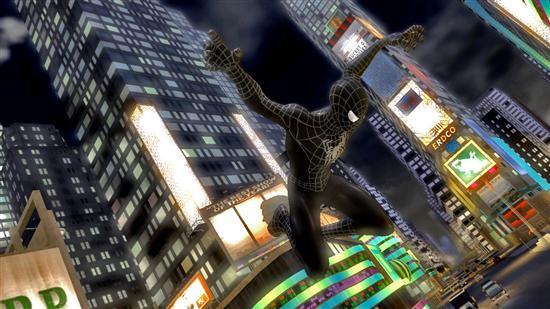 蜘蛛侠3图片