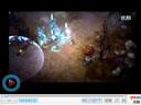 《暗黑破坏神3》法师宣传片 华丽的群体技能