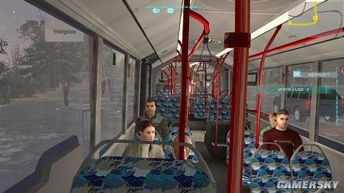 巴士模拟2012图片