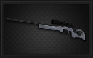 CZ700 狙击步枪