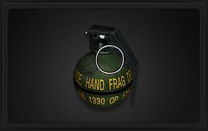 M67 手榴弹