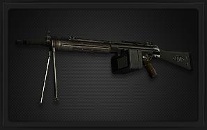 HK23E 轻机枪