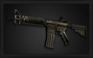 M4A1突击步枪