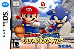 马里奥与索尼克在北京奥运会