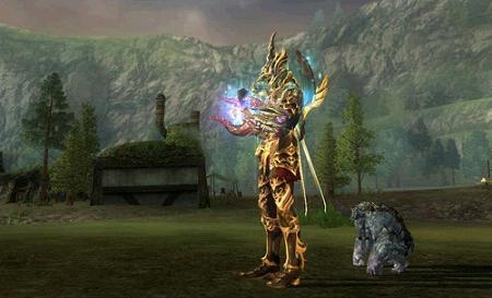 新奇迹世界配点新思路之神圣龙骑士