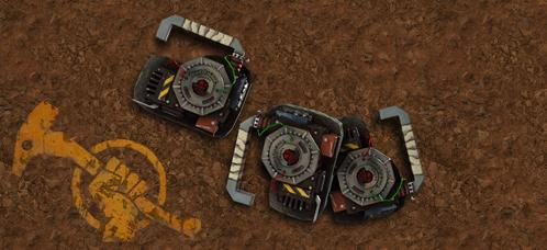 红色派系3 武器资料