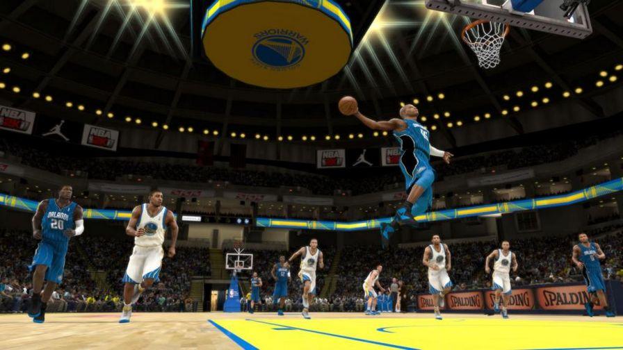 NBA 2K11图片