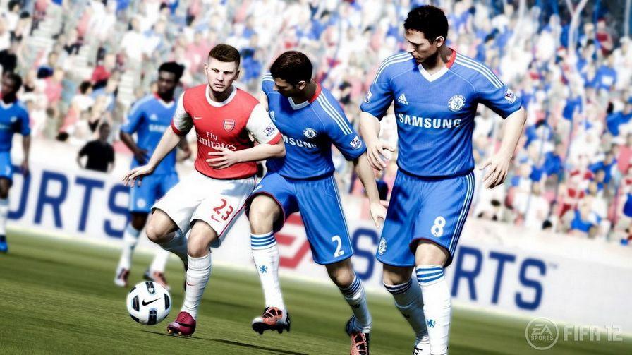 FIFA 12图片