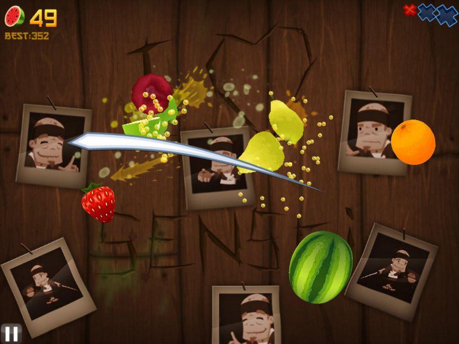 水果忍者高清版图片