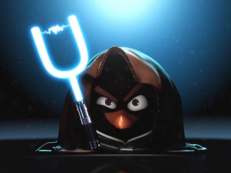 愤怒的小鸟:星战版图片