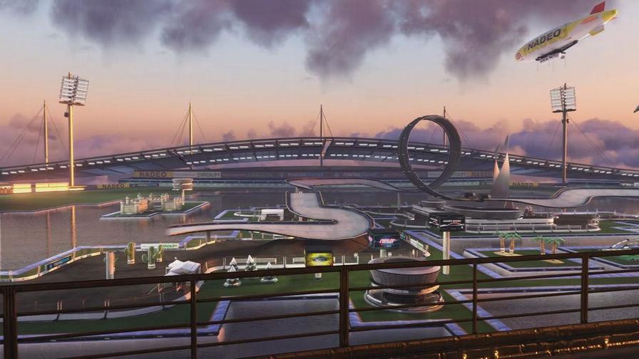 赛道狂飙2:体育场图片