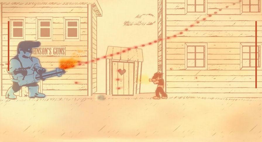 枪手克莱夫图片