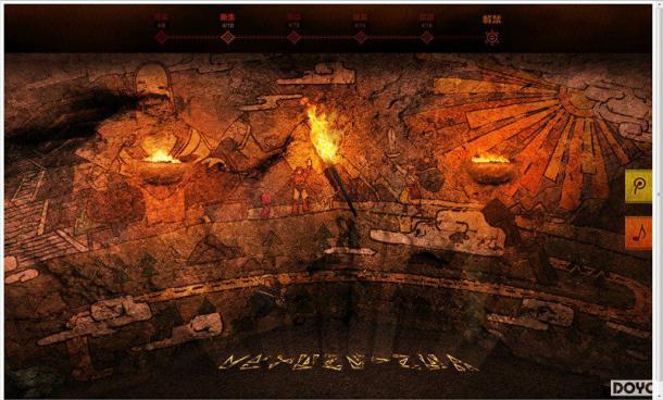 ...壁画风格引发国内玩家众多猜测,肆虐的古龙、灾厄的流星、破...