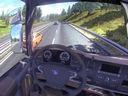 Oculus Rift玩《欧洲卡车模拟2》 真实得难以…