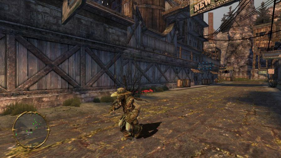 奇异世界4:怪客之愤怒HD图片