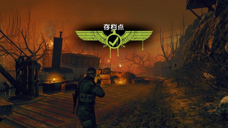 狙击精英:纳粹僵尸部队2图片