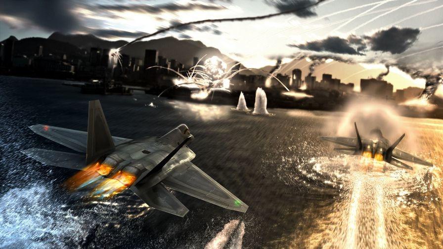 汤姆克兰西之鹰击长空2图片
