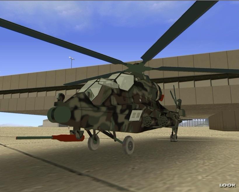 侠盗猎车手4武装直升机_侠盗猎车手4所有直升机位置图_侠盗猎车手4简