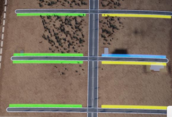 模拟城市5 高架桥设计道路规划方法