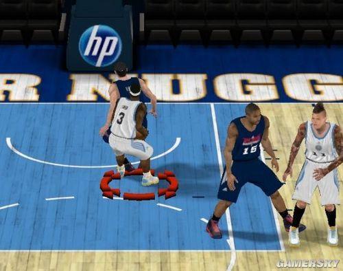 NBA2K12操作绘画技法国画_美国技术图文2荷花教程职业篮球图片