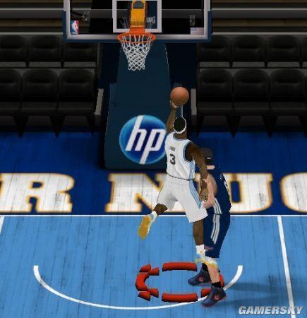 NBA2K12操作职业教程古风_美国图文篮球2简单技术教程头发图片