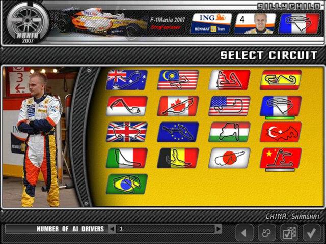 F1 2008图片