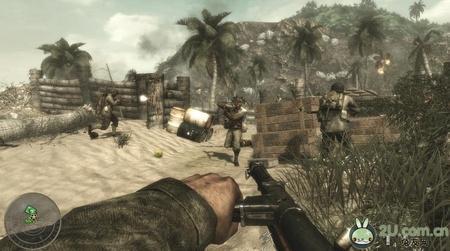 使命召唤5:战火世界 全流程图文攻略