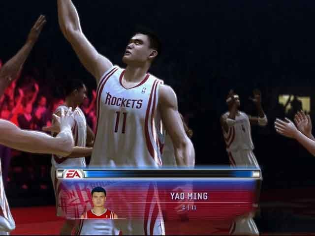 NBA live 2006图片