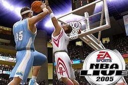 NBA live 2005图片