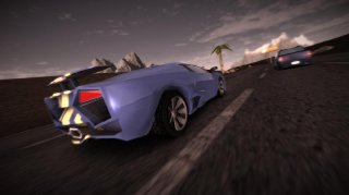 热力赛车图片