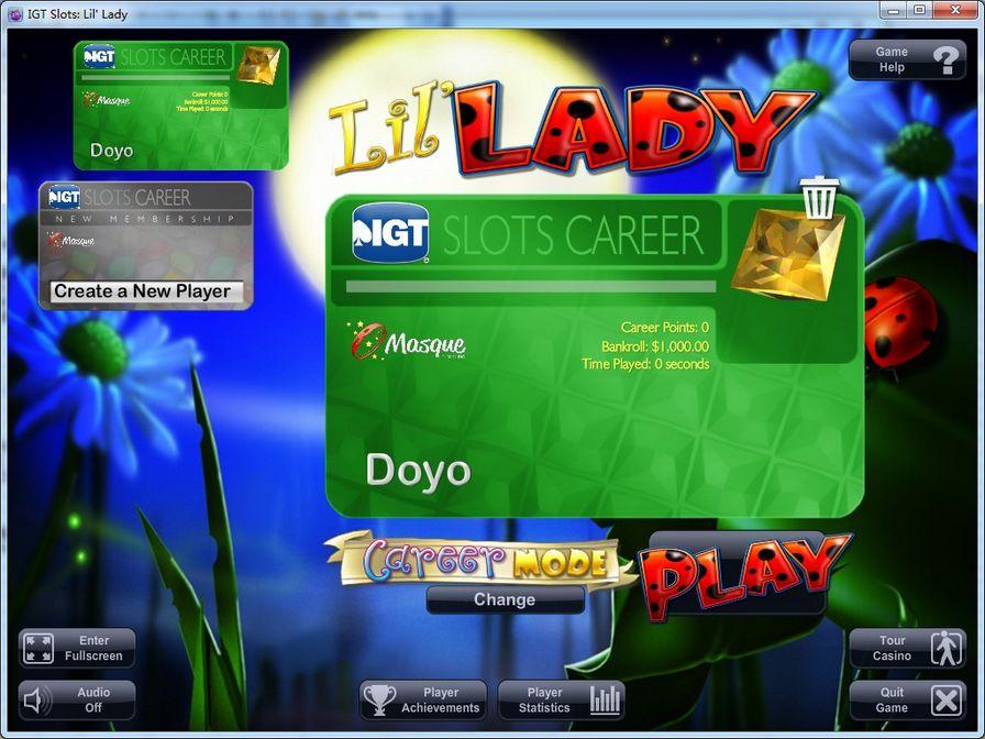 IGT游戏机:李女士图片