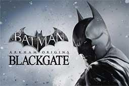 蝙蝠侠:阿甘起源黑门图片