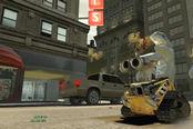 Wall-E扫大街海豚压马路《GTA4》奇葩MOD赏