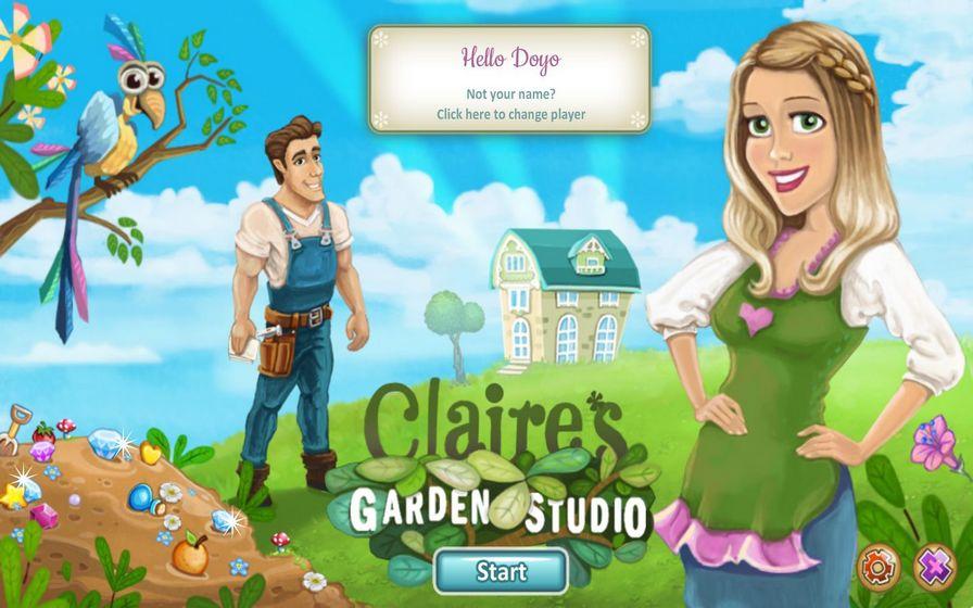 克莱尔的花园工作室图片
