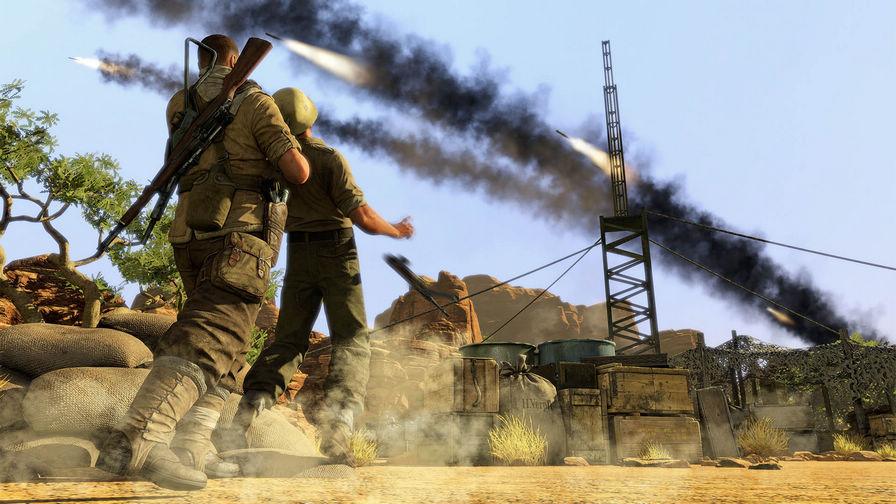狙击精英3:非洲图片
