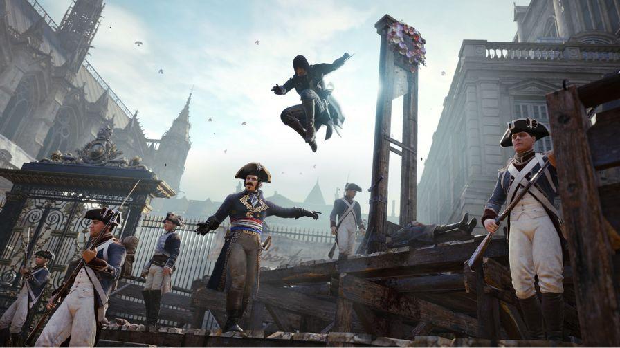 刺客信条:大革命图片