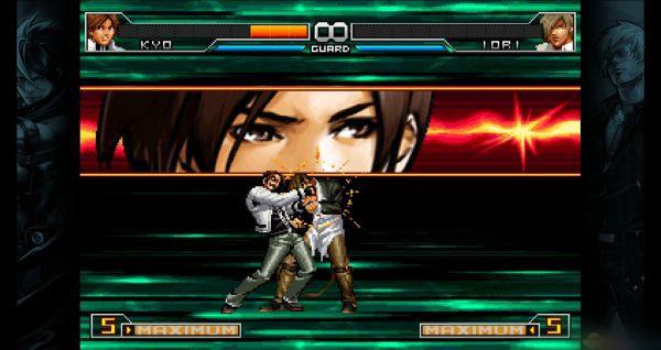 拳皇2002:终极之战图片