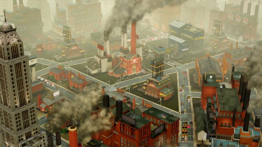 模拟城市5图片