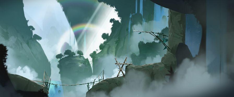奥日和黑暗森林简体中文版