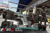 硬核赛车游戏《F1 2015》预计将于今年6月发行
