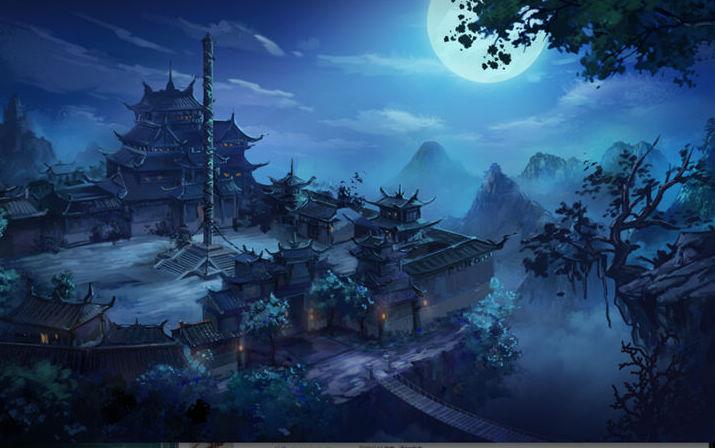 古剑奇谭web图片