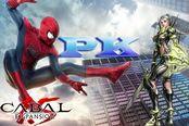 超人附体 《Cabal1.5》超强战力比肩蜘蛛侠