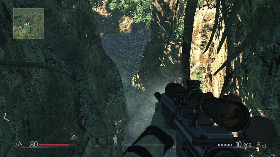 狙击手:幽灵战士图片